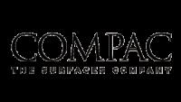 compac logotipo
